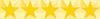 stars 5 yellow - Stores bordeaux storiste 33