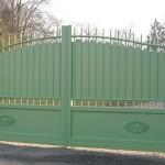 Portail CETAL 22 portail battant bordeaux 150x150 - Portail battant