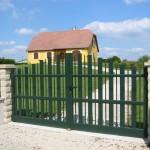 Portail CETAL 25 portail battant bordeaux 150x150 - Portail battant