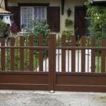 Portail CETAL 26 portail battant bordeaux 150x150 - Portail battant
