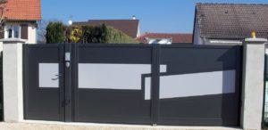 Portail CETAL 36 portail coulissant gironde bordeaux e1615202048395 300x146 - Portails