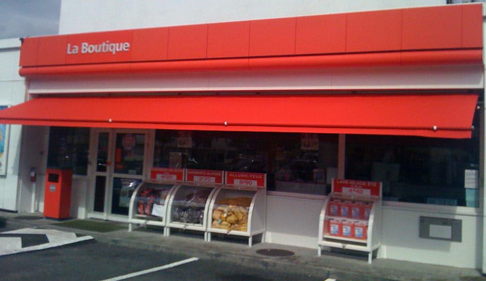 Store terrasse exterieur for Store terrasse exterieur