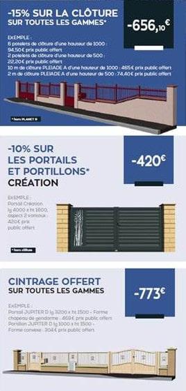 CETAL offre - Stores bordeaux storiste 33